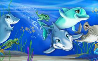 Рассказ про акулу для детей