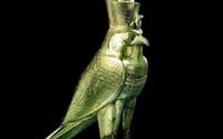 Сокол на гербе
