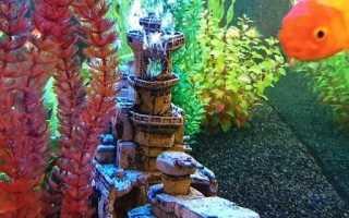 Искусственные рыбки для аквариума как живые